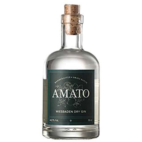 Amaton Gin Test