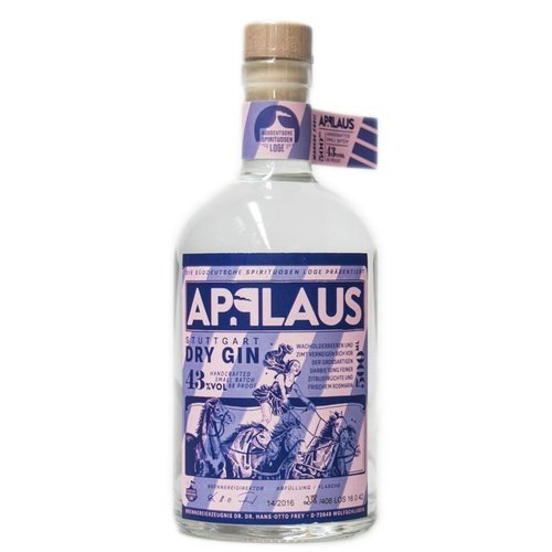 Applaus Dry Gin Test