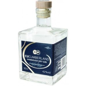 Cucumberland Hannover Dry Gin Test
