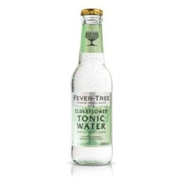 Fever Tree - Elderflower Tonic Water Test