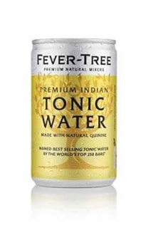 Fever Tree Indian Tonic Water aus der Dose