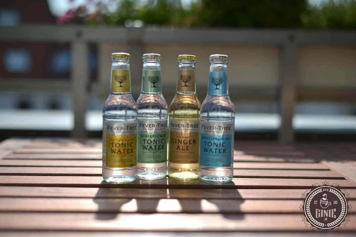 Fever Tree Produktfamilie