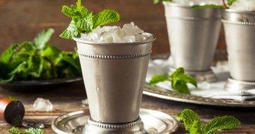 Der perfekte Drink für heiße Tage: Dafür wurde der Gin Julep erfunden.