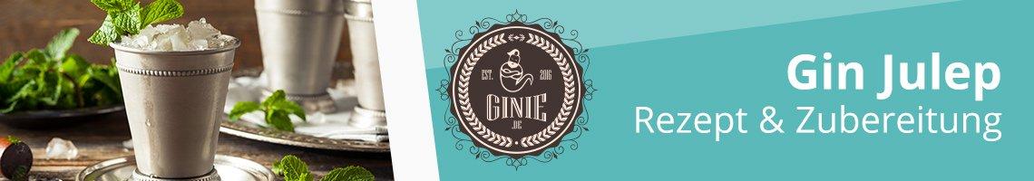 gin- julep rezept und zubereitung