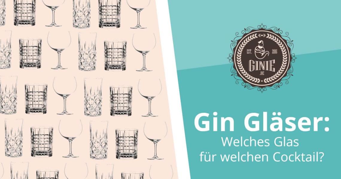 Die besten Gin Gläser