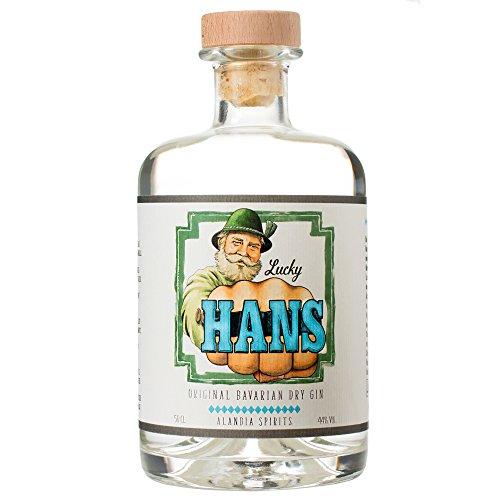 Lucky HANS Gin Tasting