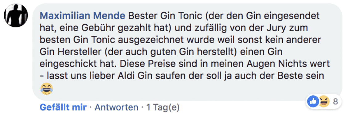 Maximilian Mende, Gründer und Betreiber von Ginnatic.de
