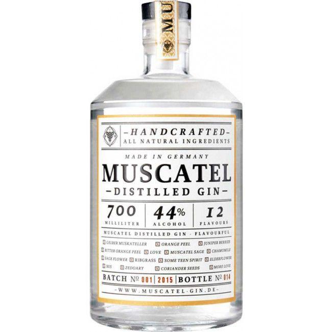 Muscatel Distilled Din Test