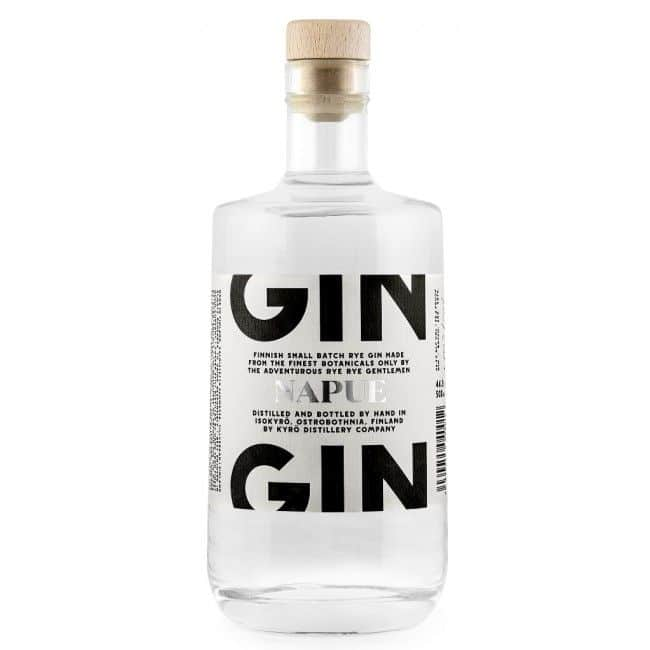 Napue Gin Test