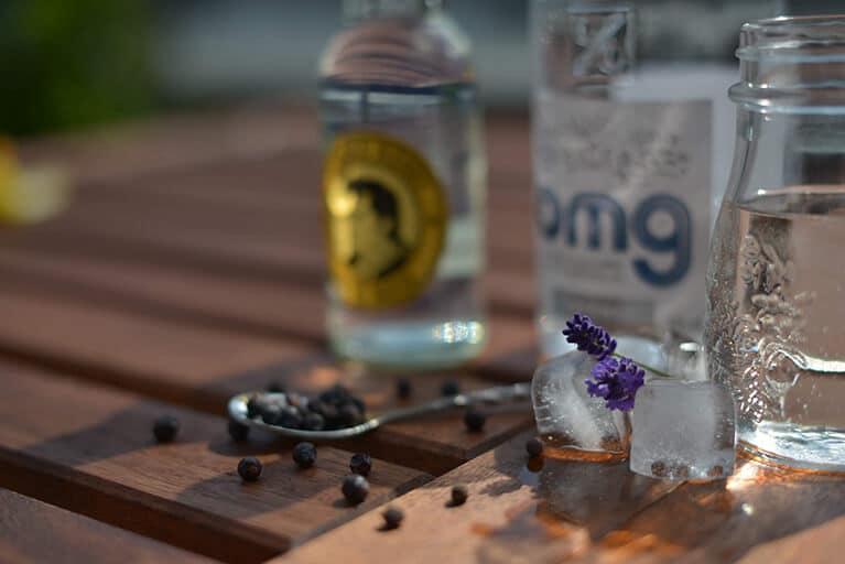 OMG Gin - Ein echter London Dry Gin