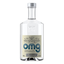 OMG London Dry Gin Test