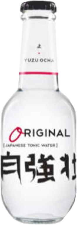 Original Yuzu Ocha Tonic Water Test