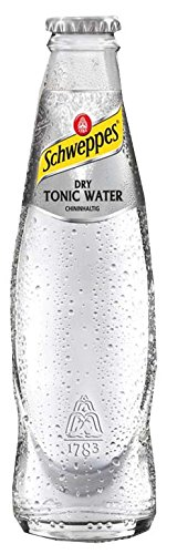 Schweppes Dry Tonic Water Test