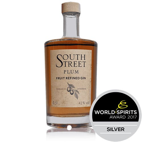 "SOUTHSTREET PLUM GIN ""FRUIT REFINED"" Test"