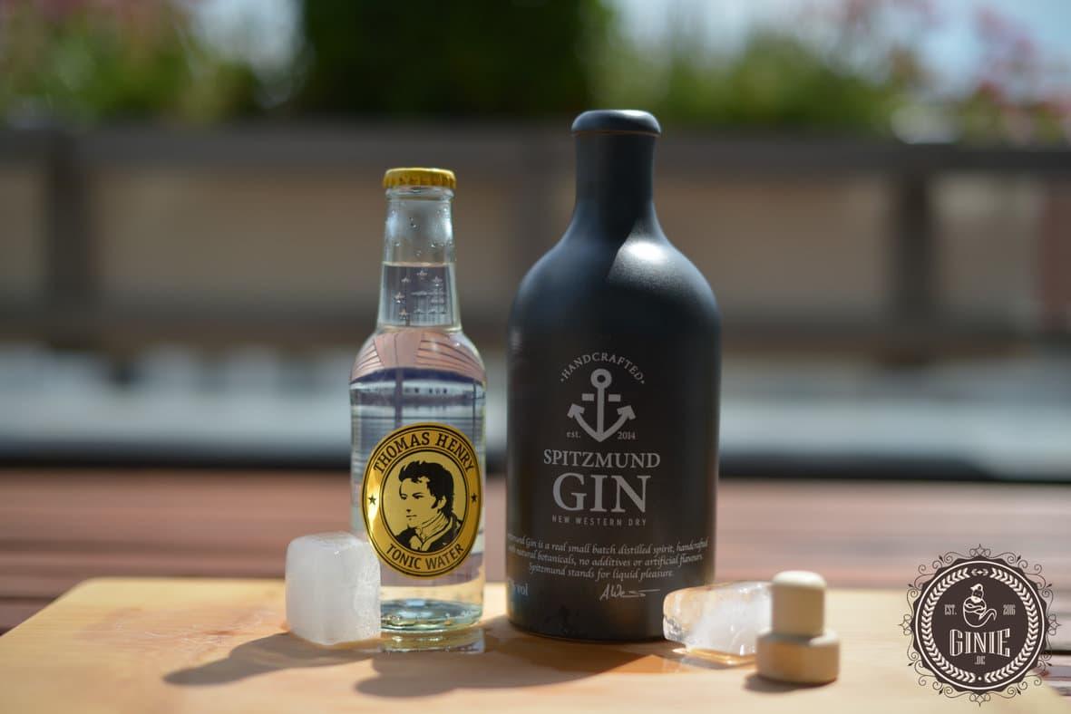 Spitzmund Gin aus Kiel im Test