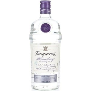 Tanqueray Bloomsbury Limeted Edition Test