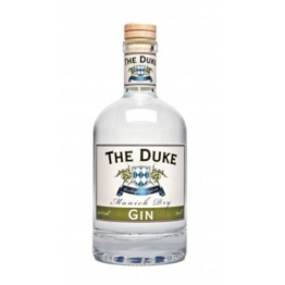 The Duke Dry Gin Test