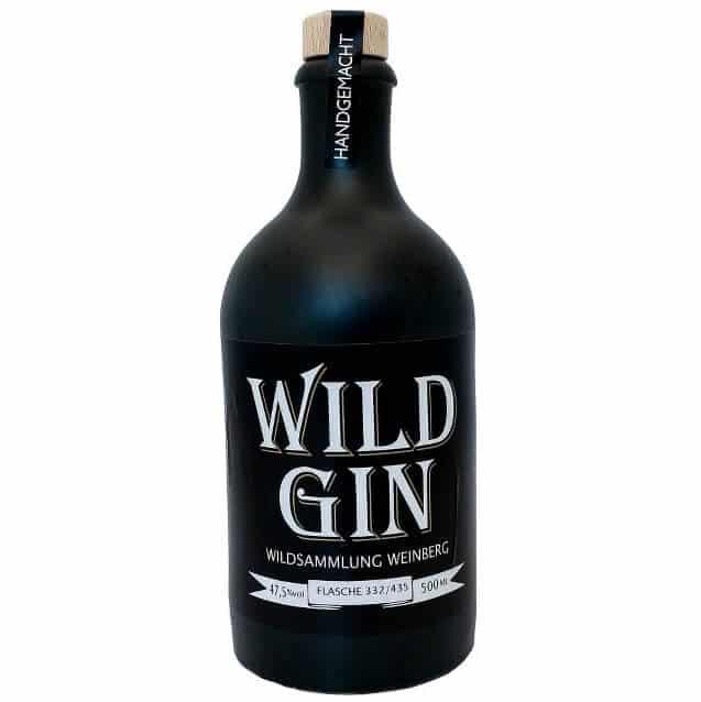 Wild Gin Test