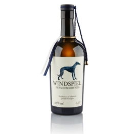 Windspiel Dry Gin Test