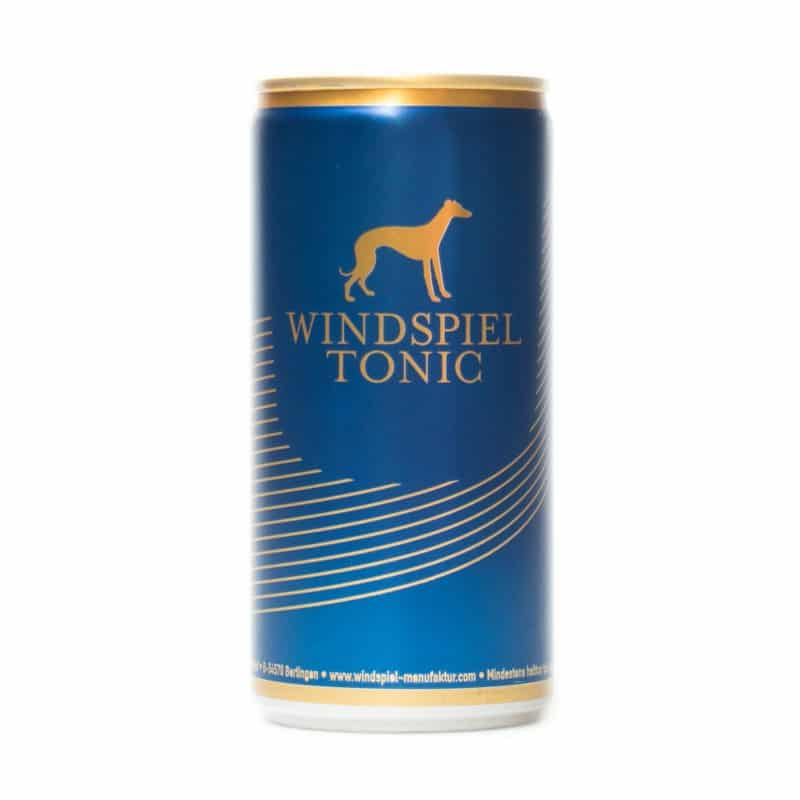 Windspiel Tonic Water Test